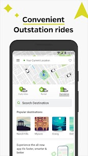 Ola, Safe and affordable rides Mod 5.3.7 Apk (Free Rides/Discounts) 5