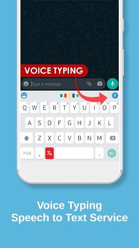 tamil keyboard - english to tamil keypad typing screenshot 3