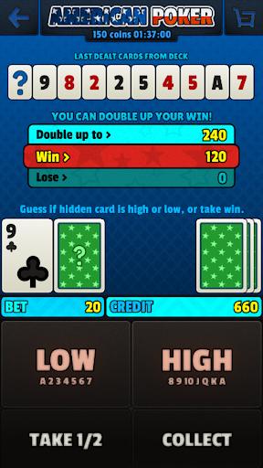 American Poker 90's Casino  screenshots 4