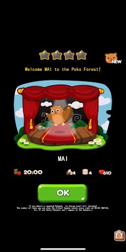 LINE PokoPoko - Play with POKOTA! Free puzzler!  screenshots 4