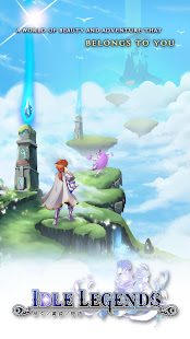 Idle Legends:Game Mobile Paling Hot Tahun 2020 1.7.2 APK + Mod (Unlimited money) for Android