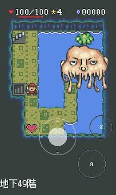 魔界迷宮ポケットRPGのおすすめ画像2