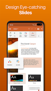 OfficeSuite - Word docs, Excel sheets, PDF files 11.8.37903 APK + Mod (Unlocked / Premium) for Android