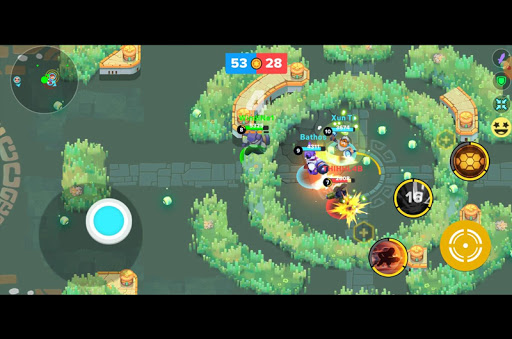 Heroes Strike Offline - MOBA & Battle Royale  Screenshots 5