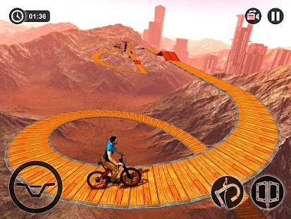 Impossible BMX Bicycle Stunts Screenshot