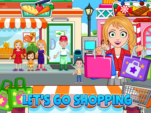My Town : Stores  screenshots 15