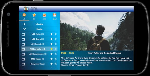 TiviApp Live IPTV Player Apk Download 2021 1