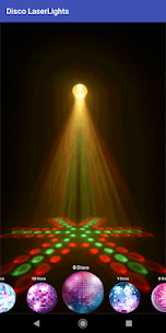 Disco LaserLights 6.2 Android Mod APK 1