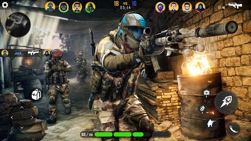 Modern Fps Gun Shooter Strike: Free Shooting Games  screenshots 7