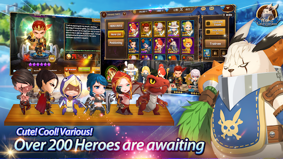 How to hack Hero of Cryptoworld for android free