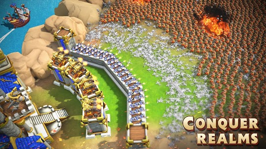 Lords Mobile APK MOD 2.61 (Unlimited Gems/Resources) 10