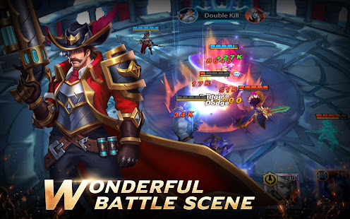Infinite Heroesuff1aldle RPG game screenshots 9