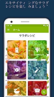サラダのレシピ:栄養と健康のヒントが含まれた健康食品、免疫システムを強化のおすすめ画像2