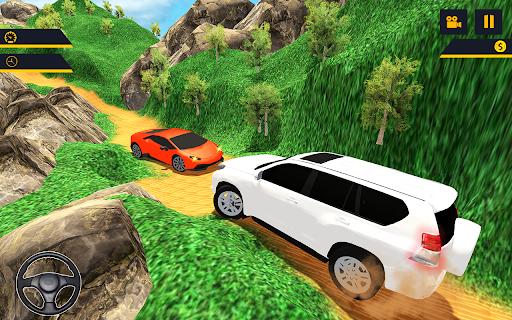 Real Prado Car Games 2020 : Cruiser Car Games 2021 android2mod screenshots 12