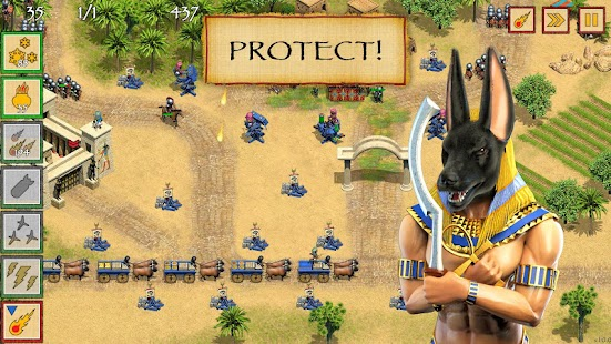 Defense of Egypt TD Premium Screenshot