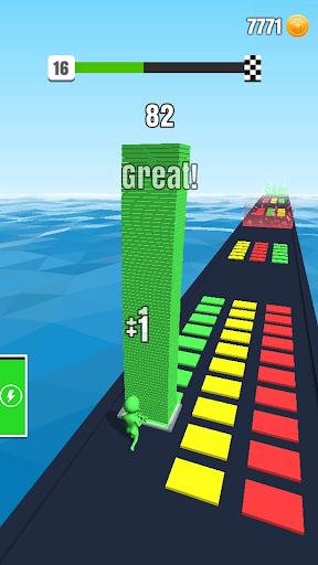 Télécharger Gratuit Stack Colors!  APK MOD (Astuce) screenshots 1