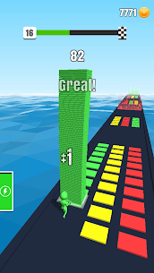 Stack Colors! MOD (Unlimited Coins) 1