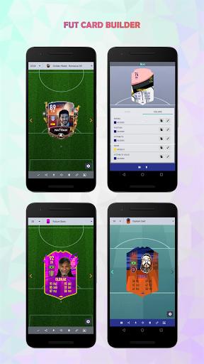 FUT Card Builder 20 6.0.1 screenshots 8
