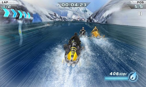 Powerboat Racing 3D 4