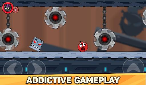 Bounce Ball 6: Red Bounce Ball Hero 5.2 Screenshots 20