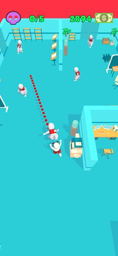 Code Triche Office Attack 3D! (Astuce) APK MOD screenshots 5