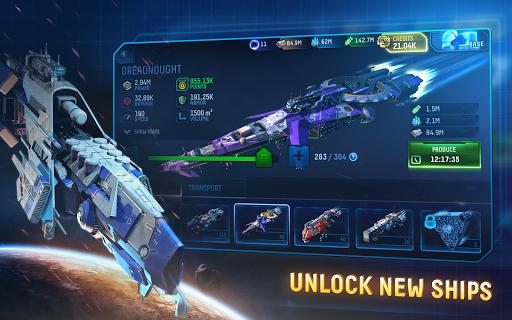 Stellar Age: MMO Strategy 1.19.0.18 screenshots 8
