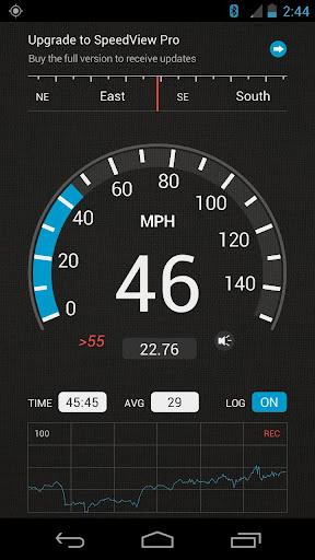 SpeedView: GPS Speedometer Apk 1