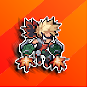 Bakugo Bird - My hero fly