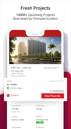 Magicbricks Property Search & Real Estate App android2mod screenshots 4