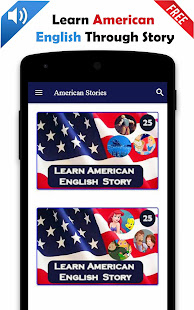 Learn American English Through Story