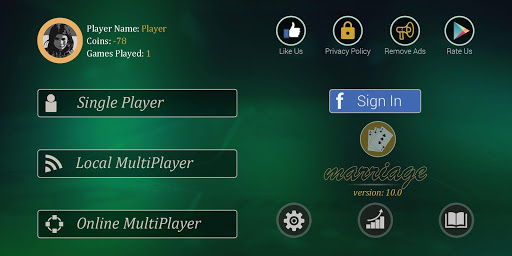 Marriage Card Game 12.4 Screenshots 1