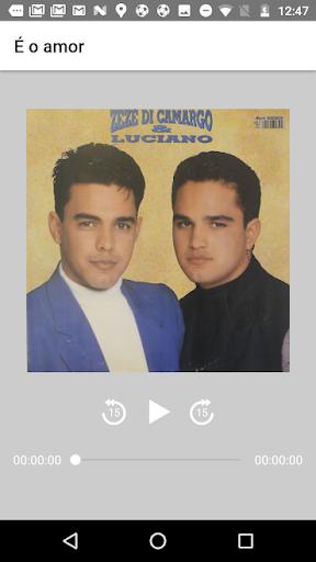Zezu00e9 Di Camargo & Luciano -  u00c9 o Amor screenshots 2