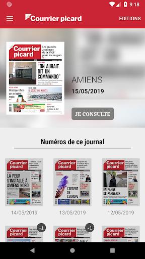 Courrier Picard : l'info locale, France et monde 5.19.2 screenshots 5