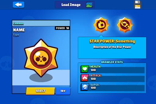 Card Maker for Brawl Stars 1.5 Screenshots 2