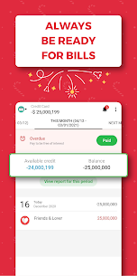 Money Lover Mod Apk: Expense Manager (Premium/Paid Unlocked) 7