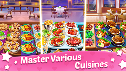 Cooking Sweet : Home Design, Restaurant Chef Games 1.1.27 screenshots 4