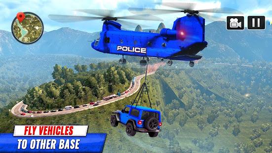 Grand Police Prado Car Transport 3.6 Screenshots 5