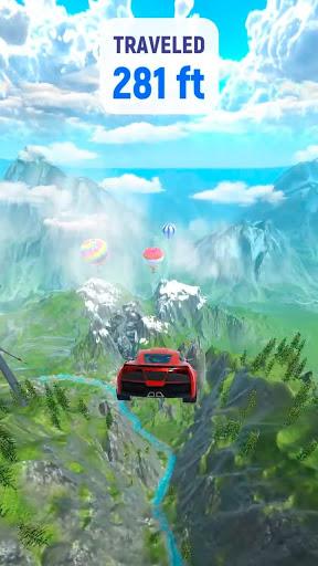 Crash Delivery! Destruction & smashing flying car! 1.5.72 screenshots 1