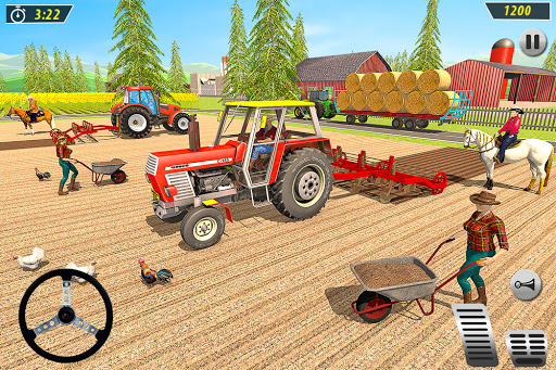 Ranch Farming Simulator 3D screenshots 1