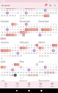 WomanLog Pro Calendar Mod Apk 6.1.3 (Patched) 12