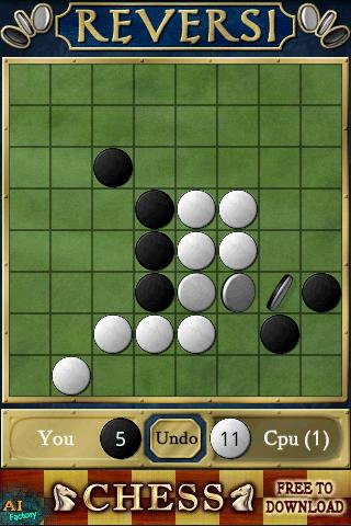 Reversi Free 1.452 screenshots 1