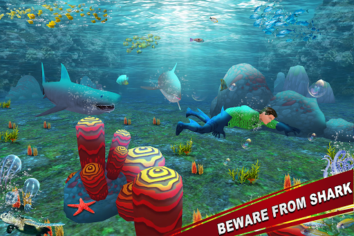 Sea Hero Water Adventure screenshots 7