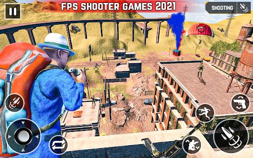 Modern Commando Secret Mission - FPS Shooting Game screenshots 10