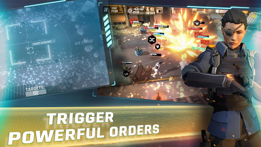 Tom Clancy's Elite Squad - Military RPG 1.4.5 screenshots 3