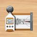 騒音計、地震計:Sound Meter Pro