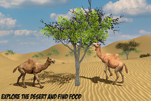 Camel Family Life Simulator 3.5 screenshots 13