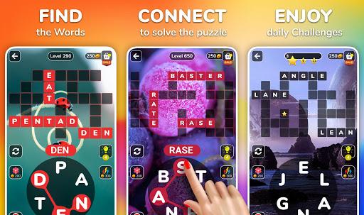 Words Jam - Connect Crosswords Vocabulary Puzzle 2.1.14 screenshots 7