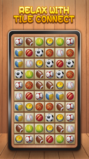 Tile Connect - Free Tile Puzzle & Match Brain Game 1.5.0 screenshots 3