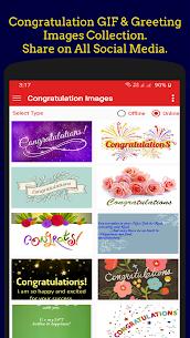 Congratulation GIF 💖 Collection 4
