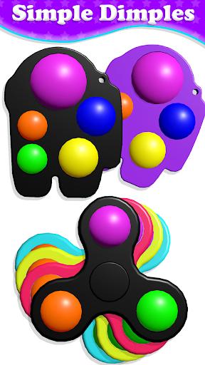 Fidget Toys Pop It Anti stress and Calming Games  screenshots 11